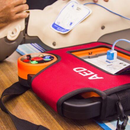 Herhaling Reanimatie AED